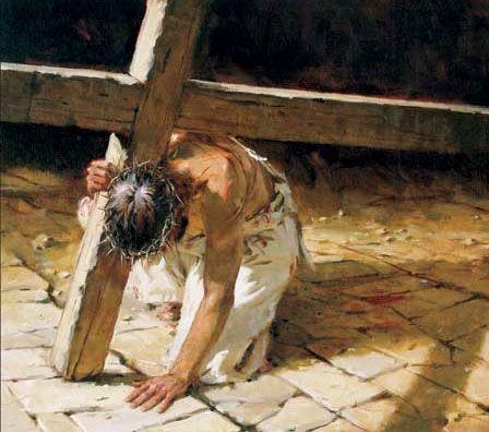 От Тайната Вечеря до Кръста