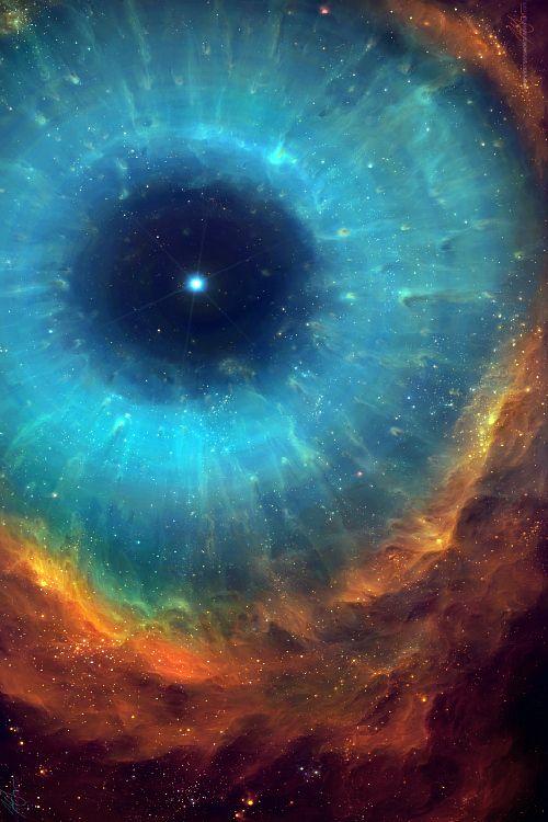 Окото на Бог