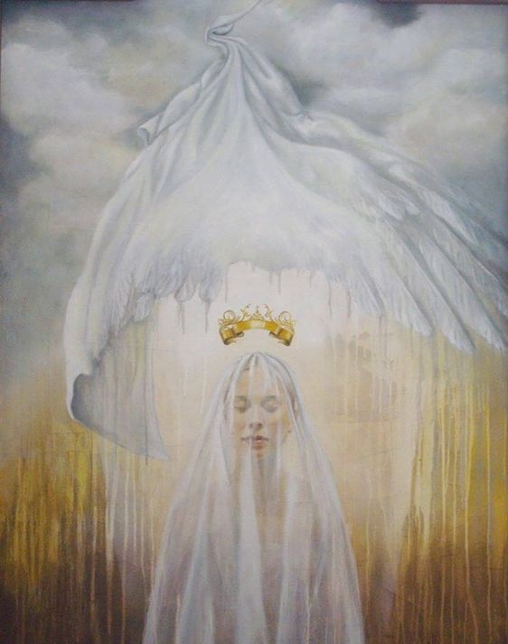 Покривалото - Духът на Господ