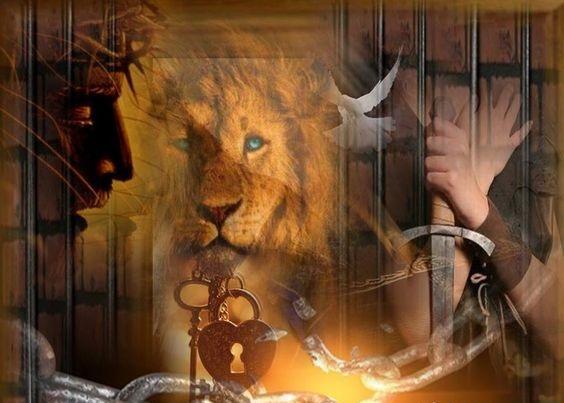 Изцеление за наранените, свобода за пленниците