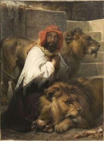 Пророк Данаил – мъжественият евнух