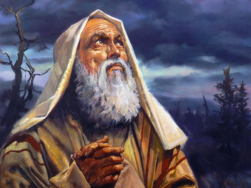 Авраамовата вяра, която предшества закона