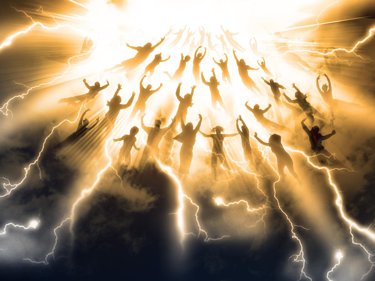 """Сънувах """"грабването"""" на Църквата!"""