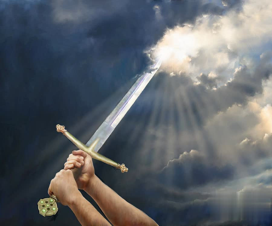 Използвайте всяко оръжие от Божия арсенал