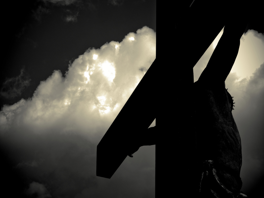 Страда ли Исус в ада?