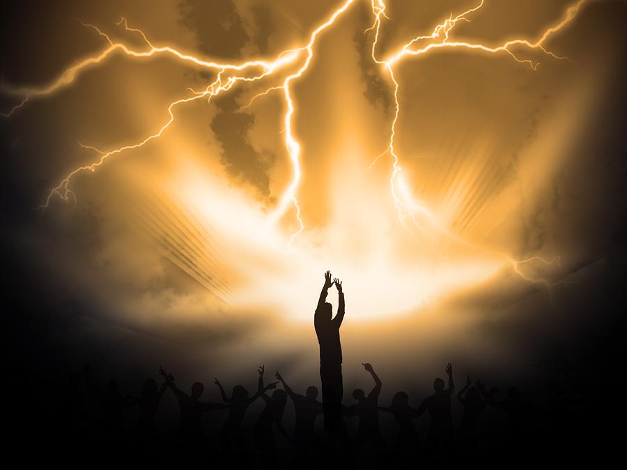 Бог надига ходатаите Си и говори чрез пророците Си
